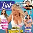 """Razgaljena Špela Grošelj za Lady: """"Ženske so ljubosumne!"""""""