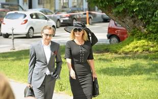 Helena Blagne: Z dvignjeno glavo na sodišče