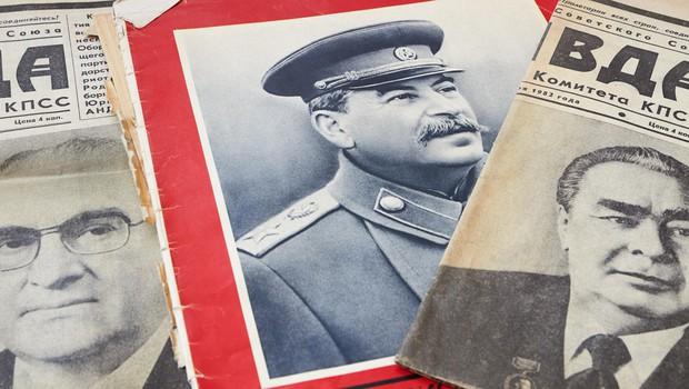 Stalin po mnenju Rusov najpomembnejša zgodovinska osebnost, sledi mu Putin! (foto: profimedia)