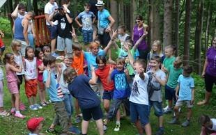 Zveza prijateljev mladine Slovenije pričela s počitniškimi aktivnostmi za otroke