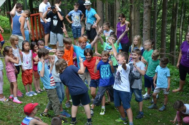 Zveza prijateljev mladine Slovenije pričela s počitniškimi aktivnostmi za otroke (foto: arhiv Zveze prijateljev mladine Maribor)