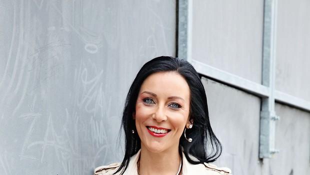 Maja Sodja pričakuje dojenčka! (foto: Helena Kermelj)