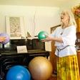 Mojka Žagar, učiteljica solopetja: Pomaga, da se človek razpoje