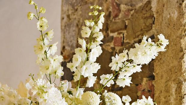 Poročni trendi narekujejo vse manj cvetov in vse več zelenja (foto: Igor Zaplatil)