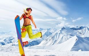 V Avstriji lahko smučate tudi poleti