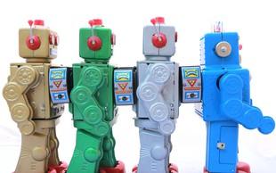 Vas bo v službi zamenjal robot? Preverite!