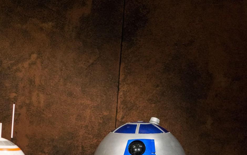 Robot iz Vojne zvezd na dražbi prodan za 2,8 milijonov dolarjev! (foto: Profimedia)