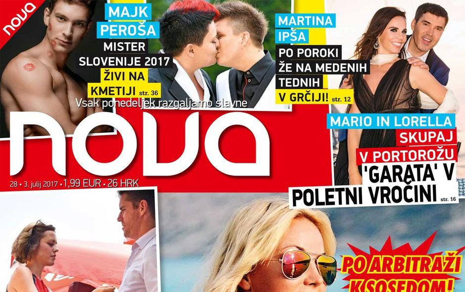 Znani Slovenci: Po arbitraži k sosedom! Več v novi Novi! (foto: Nova)