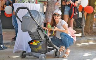 Ana Klašnja: Če je mama srečna v službi, to srečo prinaša tudi domov