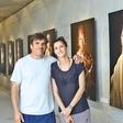 Katja Bidovec in Arne Hodalič: Razstava portretov plemen, ki so na robu izumrtja