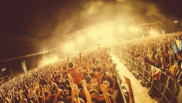 Bliža se največji jadranski spektakel Ultra Europe! (foto: Marko Delbello Ocepek)
