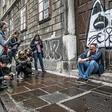 Tomaž Golob Taubi: Ogled Ljubljane po poteh brezdomcev
