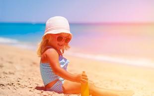Zaščita otrok: Mazanje s kremo za sončenje spremenite v igro!