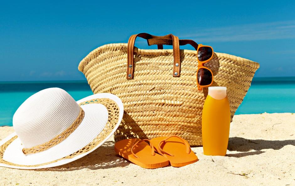 Sončenje: Namazani, a vseeno opečeni (foto: Shutterstock)