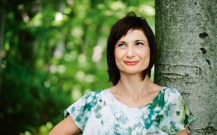 Aromaterapevtka Nina Medved: Namesto z barvami, slikam z vonjem