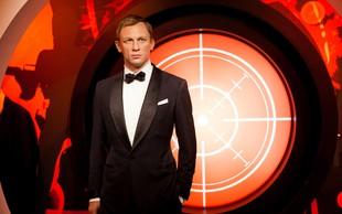 Daniel Craig vendarle bo James Bond