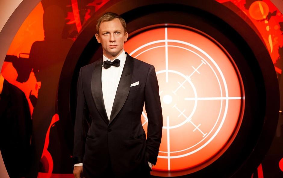 Daniel Craig vendarle bo James Bond (foto: profimedia)
