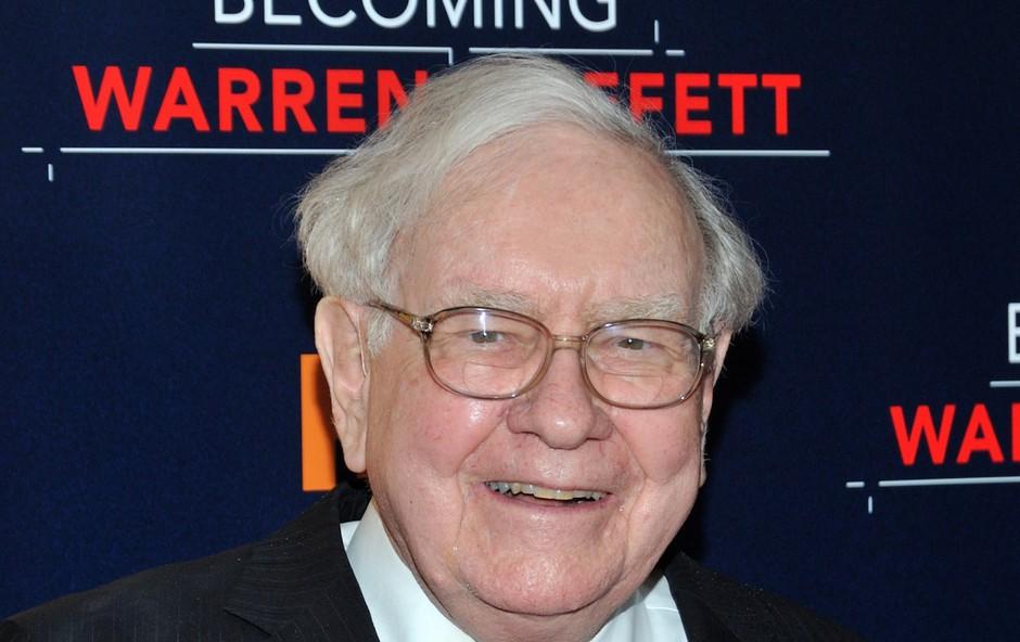 Warren Buffett spet daroval več kot tri milijarde dolarjev (foto: profimedia)