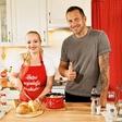 Ana Žontar Kristanc in Jure Košir v kuhinji: Ričet za prste oblizniti