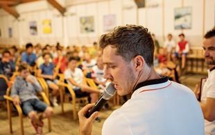 Na Rogli potekal Košarkaški kamp Gorana Dragića