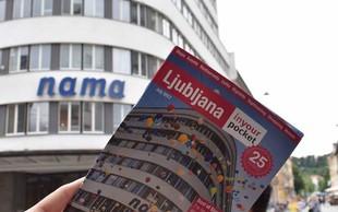 V Sloveniji letno natisnjenih več kot 300.000 vodnikov In Your Pocket