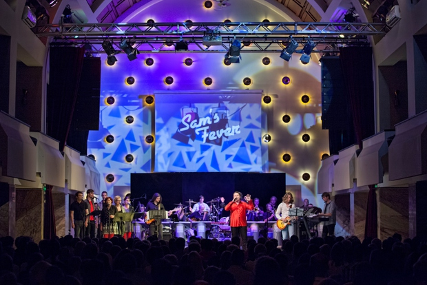 Koncert ob 40-letnici smrti kralja rock & rolla 'I remember Elvis' v Križankah! (foto: Dare Brenko)