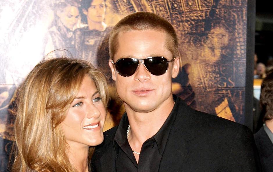 Brad Pitt: Po 12 letih se je opravičil Jennifer (foto: Profimedia)