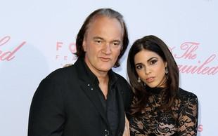 Quentin Tarantino: Zaročen z 21 let mlajšo