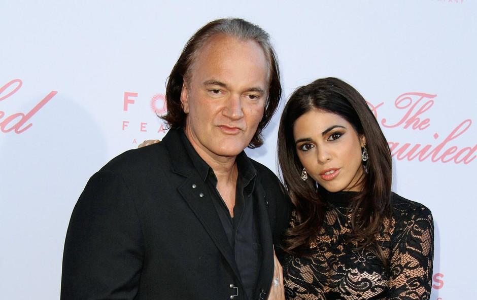 Quentin Tarantino: Zaročen z 21 let mlajšo (foto: Profimedia)