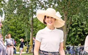 Je danska princesa Mary res noseča?