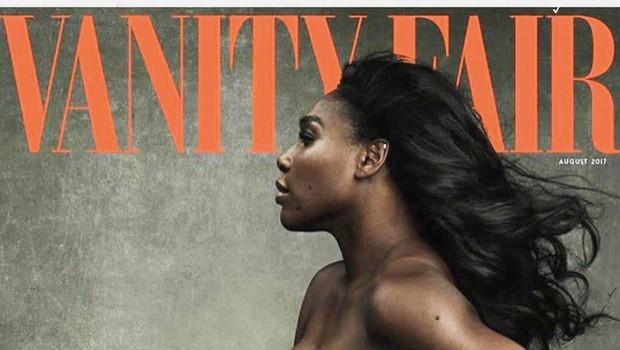 Serena Williams pokazala nosečniški trebušček (foto: Profimedia)