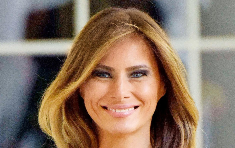 Ženske po svetu si želijo biti podobne Melanii Trump (foto: Profimedia)