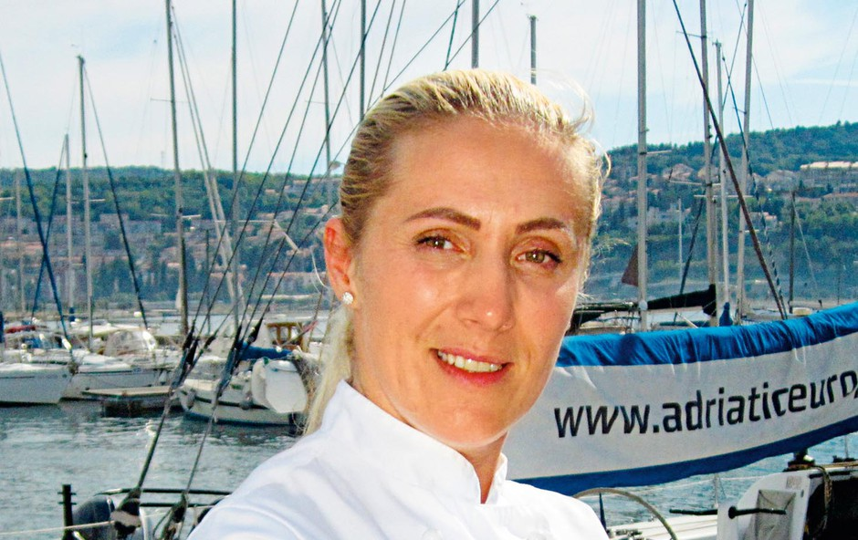 Alma Rekić: Na oddih najraje v hribe (foto: Alpe)