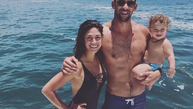 Ameriški plavalec Michael Phelps je za stavo plaval z belim morskim psom! (foto: profimedia)