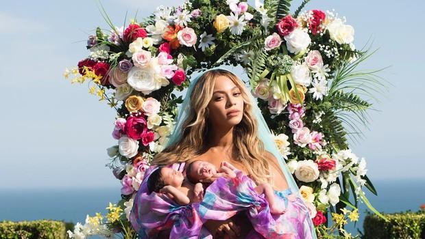 Beyonce objavila prvo fotografijo dvojčkov (foto: profimedia)