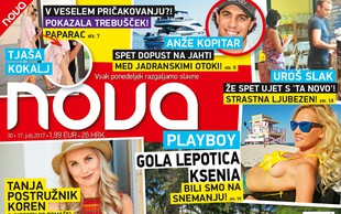 Mario Galunič: Njegova morska rezidenca! Več v novi Novi!
