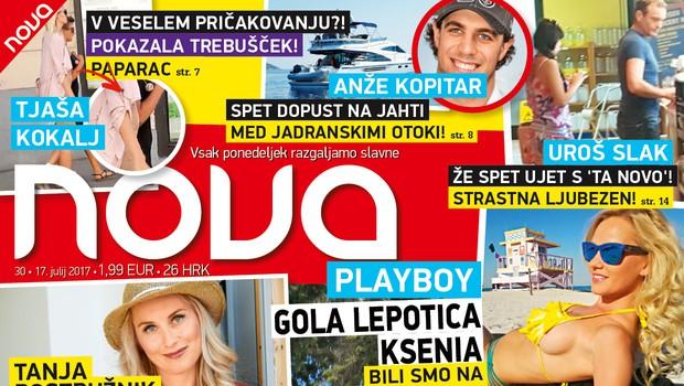 Mario Galunič: Njegova morska rezidenca! Več v novi Novi! (foto: Nova)
