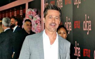 Brad Pitt in Sienna Miller: Pravita, da nista par, ampak ...