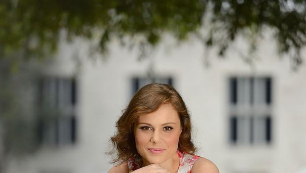 Flora Ema Lotrič, pevka: Tujina mi je dala notranjo moč (foto: Primož Predalič)