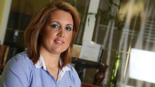 Bernarda Škrabar, direktorica Detektivsko-varnostne agencije. (foto: Press)