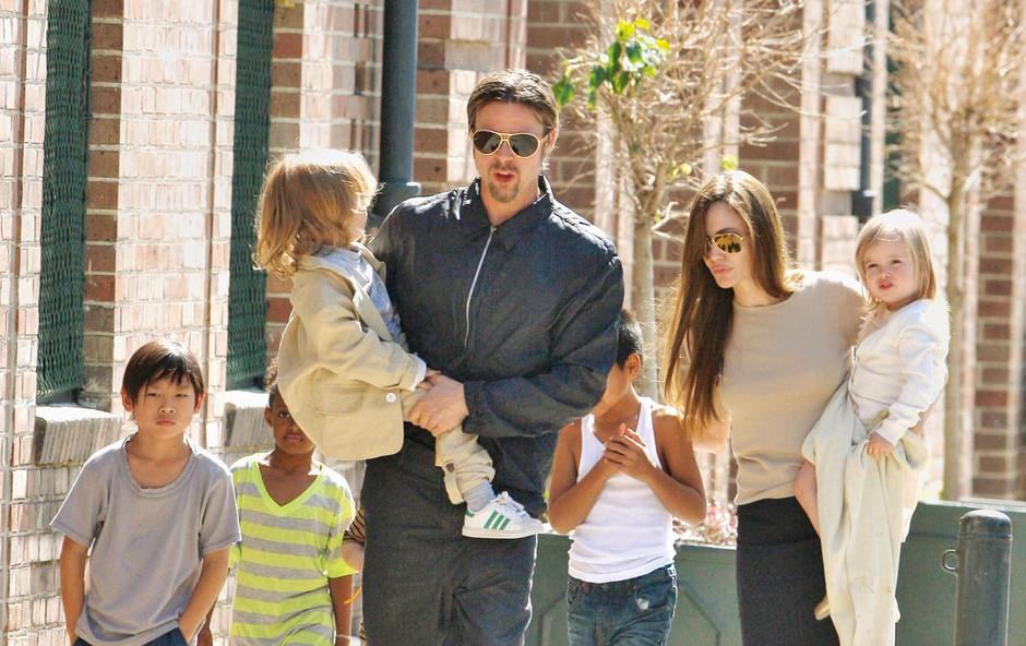 Maddox Chivan Jolie-Pitt: Za mamo želi novega moškega (foto: Profimedia)