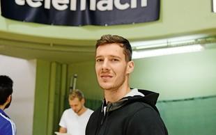 Goran Dragič je poln energije in želje po delu!