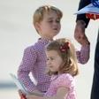 Ob četrtem rojstnem dnevu princa Georgea objavili njegov nov portret