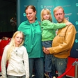 Matjaž Javšnik: Strast do igre prenesel na svoja otroka