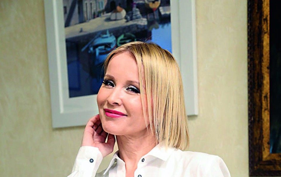 Danijela Martinovič razkrila skrivnost vitke linije! (foto: Barbara Reya)