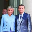 Brigitte Macron bo vlogo prve dame prevzela neformalno