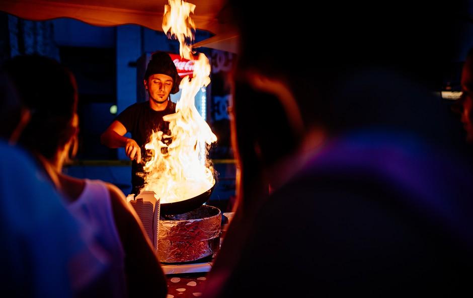 Kulinarični vrtiljak Odprte kuhne se to soboto zavrti na Ptuju (foto: Odprta kuhna Press)