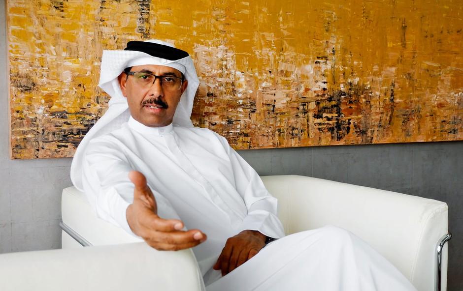 Ahmed Al Yafei: Vizionar, filozof in mecen (foto: osebni arhiv)
