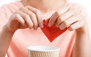 Zakaj morate prenehati uživati umetna sladila