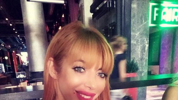 Mirela: z ličili zakrivala modrice in zbežala pred nasilnim Milijem v Slovenijo (foto: Facebook Mirela Lapanovič)